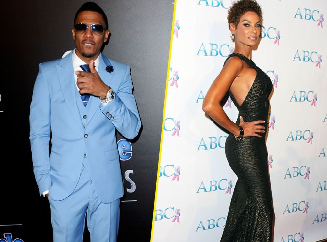 Nick Cannon couple